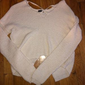 White express knitted Sweater